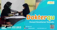 Donasi Kesehatan Terpadu