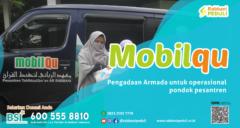 Mobil Operasional Pesantren